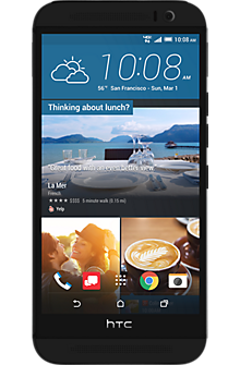 HTC One® M9 in Metal Gray