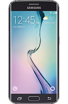 Samsung Galaxy S®6 edge 64GB in Black Sapphire
