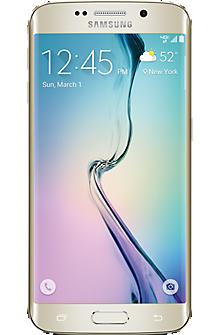 Samsung Galaxy S®6 edge 64GB in Gold Platinum