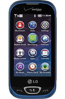 LG Extravert™ 2 in Blue