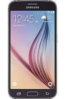 Samsung Galaxy S®6 64GB in Black Sapphire