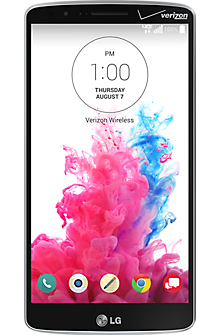 LG G3 32GB in Metallic Black