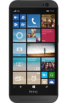 HTC One® (M8) for Windows® in Gray