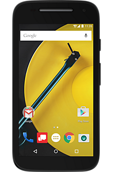 Moto E™ in Black