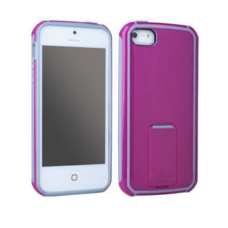 iPhone 5 Body Glove Fusion with DuraStand Case - Raspberry