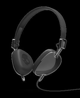 Skullcandy Navigator Headphones - Black