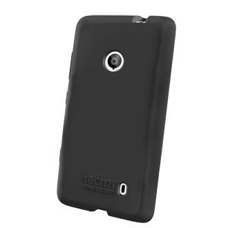 Nokia Lumia 521 D3O Impact Shell - Black