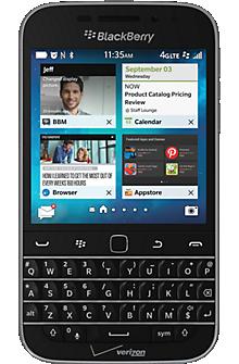 BlackBerry® Classic in Black