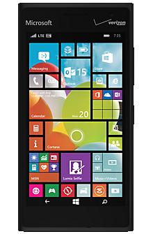 Microsoft Lumia 735 in Grey