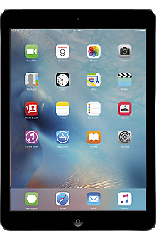 Apple® iPad® Air 16GB in Space Gray