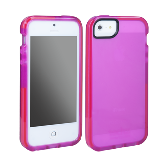 iPhone 5 D3O Impact Shell - Pink