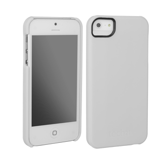 iPhone 5 D3O Impact Snap Case - White