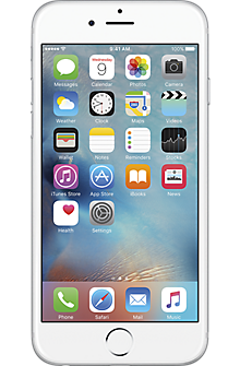 Apple® iPhone® 6 16GB in Silver