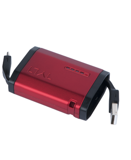 TYLT Zumo Portable Battery Pack - Red
