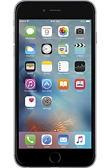 Apple® iPhone® 6 Plus 16GB in Space Gray