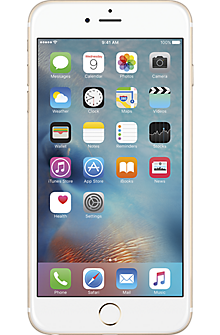 Apple® iPhone® 6 Plus 128GB in Gold