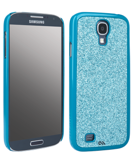 GS4 Case Mate Glimmer Case - Turquoise
