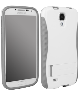 GS4 Case Mate POP! Case - White & Grey