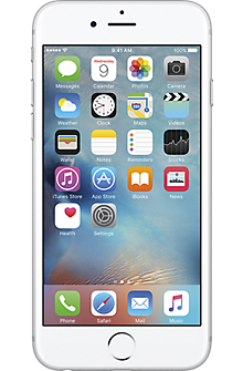 Apple® iPhone® 6s 16GB in Silver