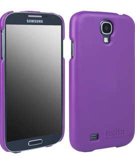 Galaxy S 4 D3O Impact Snap Case - Purple