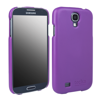 Galaxy S 4 D3O Impact Snap Case - Purple