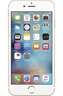 Apple® iPhone® 6s 64GB in Gold