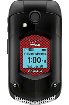 DuraXV Plus by Kyocera Non Camera in Black