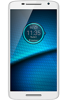 DROID MAXX 2 in White
