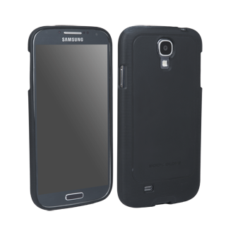 Samsung GS4 Body Glove Pulse Flex Protective Cover - Black