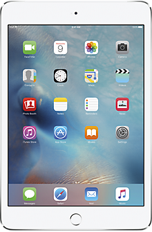 Apple® iPad® mini 4 128GB in Silver