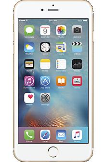 Apple® iPhone® 6s Plus 64GB in Gold