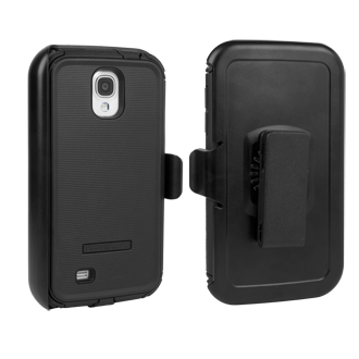 Samsung GS4 Body Glove Toughsuit Case - Black
