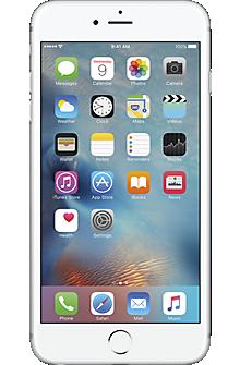 Apple® iPhone® 6s Plus 128GB in Silver