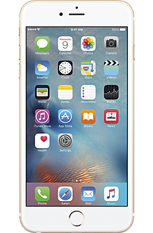 Apple® iPhone® 6s Plus 128GB in Gold