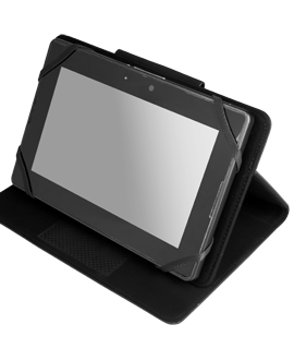 M-Edge Universal 7- inch Stealth Tablet Folio - Black