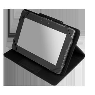 M-Edge Universal 7- inch Stealth Tablet Folio - Black