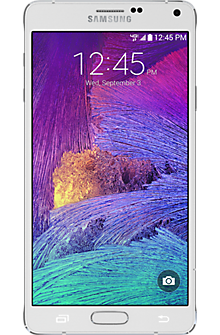 Samsung Galaxy Note® 4 in Frost White (Certified Pre-Owned)