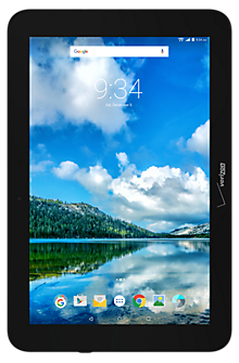 Verizon Ellipsis® 10 16GB in Black