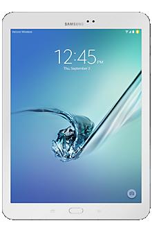 Samsung Galaxy Tab S2 in White