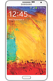 Galaxy Note® 3 in White (Certified Pre-Owned)
