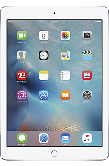 Apple® iPad® Air 2 Silver 64GB
