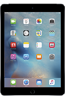 Apple® iPad® Air 2 Space Gray 128GB