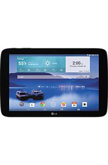 LG G Pad™10.1 LTE in Black (Certified Pre-Owned)