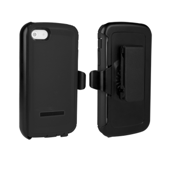 Apple iPhone 5/5s Body Glove ToughSuit - Black