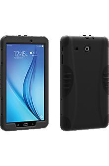 Rugged Case for Samsung Galaxy Tab E - Black