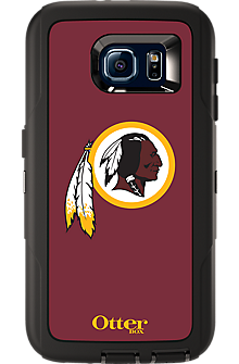 NFL Defender by OtterBox for  Samsung Galaxy S 6 - Washington Redskins