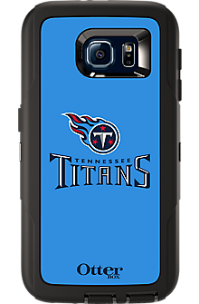 NFL Defender by OtterBox for  Samsung Galaxy S 6 - Tennessee Titans
