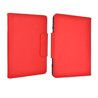 M-Edge Universal 10-inch Stealth Tablet Folio - Red