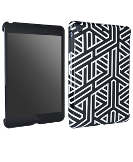 iPad mini M-Edge Echo Shell - Geo-Woven
