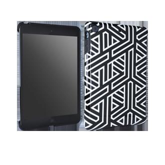 iPad mini M-Edge Echo Shell - Geo-Woven